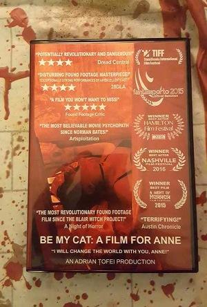 be my cat dvd
